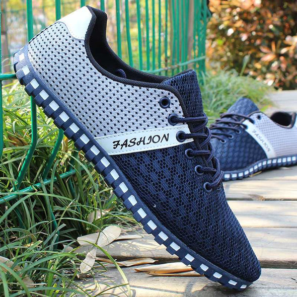 New Male Casual Breathable Shoes