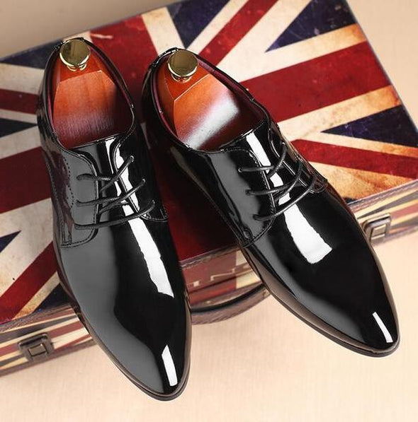 Shoes - Pointed Toe Dress Shoes