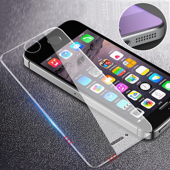 High Quality Tempered Glass Screen Protector For Iphone