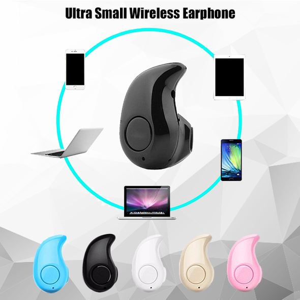 Mini Wireless Bluetooth Earphone With Mic