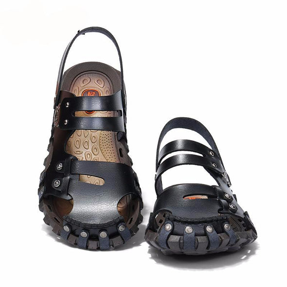 Men Sandals Men Beach Sandals Brand Men Casual Shoes