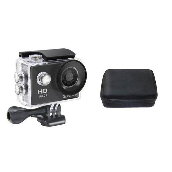 Waterproof 30M Action Camera-Sports DV Mini Cameras