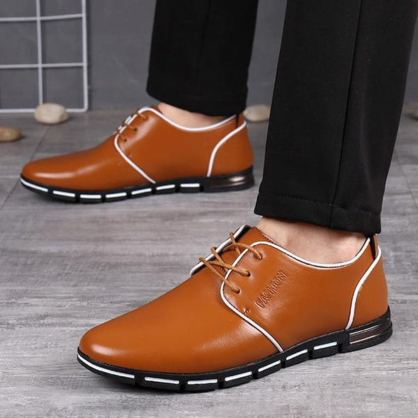 Men's Breathable Leisure Shoes Lightweight Fashion Casual Shoes