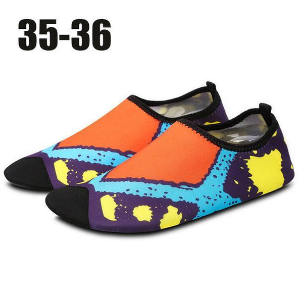 Shoes - Unisex Quickly Dry Soft Seaside Wading Swimming Water Shoes