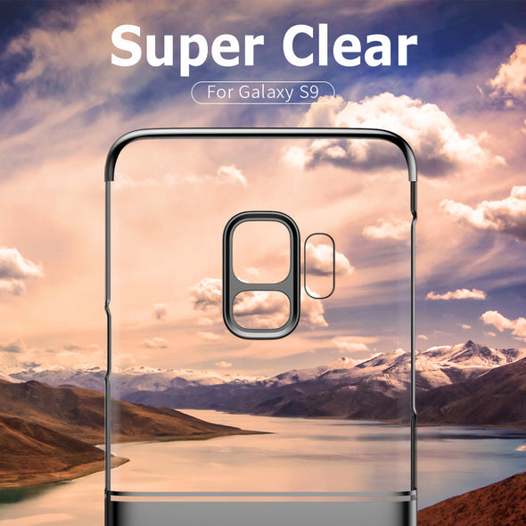 Cute & colorful Two-colors transparent Cases For Samsung