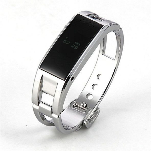 Luxury Smart Wrist Watch With Call Reminder Health Tracker for Android