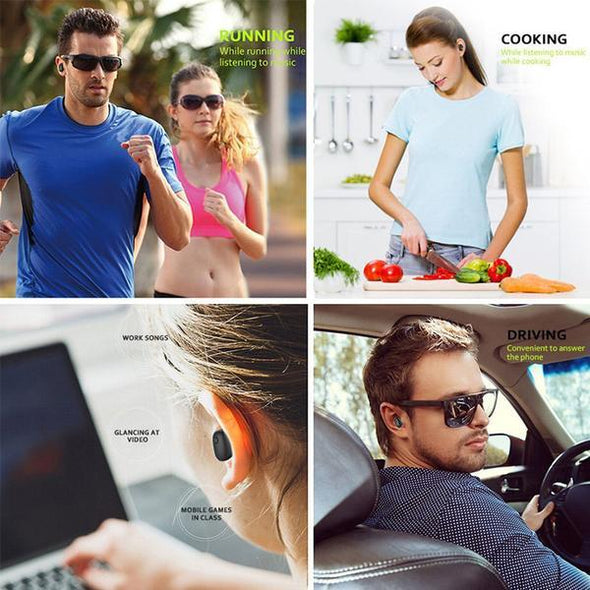 Mini Bluetooth Earbud Wireless  Headphone