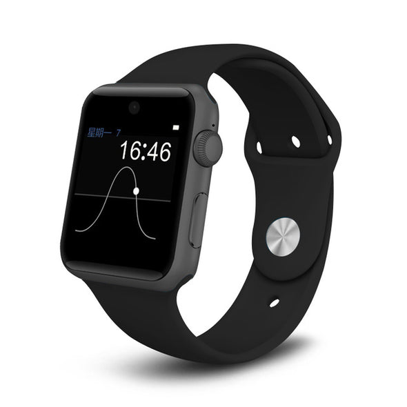 HD Screen Support SIM Card Wearable Devices Smart Watch For apple Android