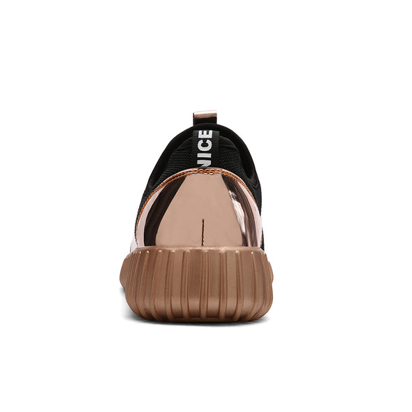 ]Summer Breathable Shoes Men Flat shoes