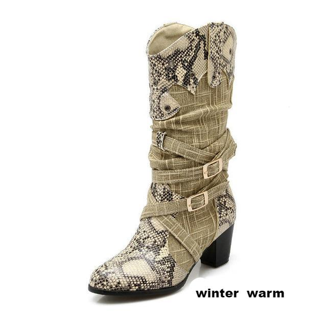 thoughts on best place for special for shoe Women's Winter Snow Boots Lady's Western Cowboy Boots -