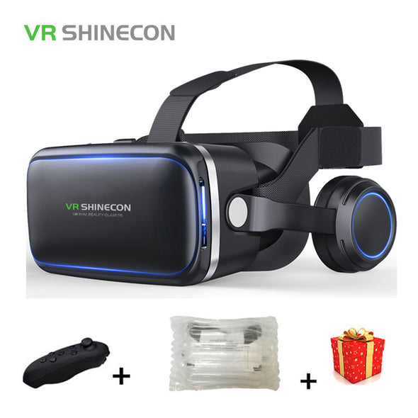 VR Box Virtual Reality Glasses 3D Headset For Smartphone