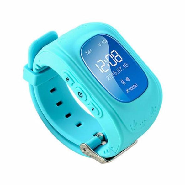 Gps tracker for Children Lost Monitor Children's  Call Location Finder Wristwatch