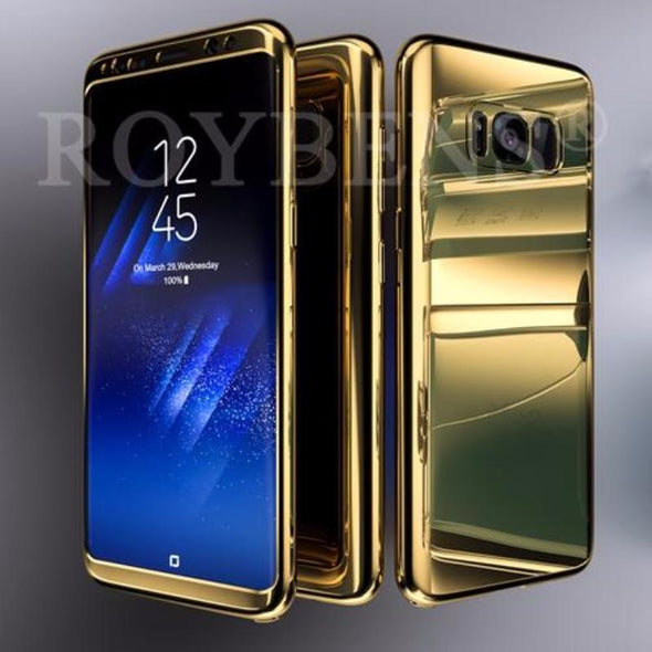 Luxury Ultra Thin Bling Mirror Cover For Samsung