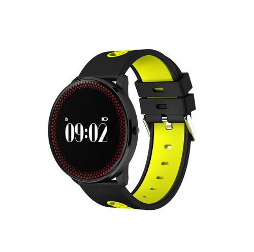 Bluetooth Fitness Counter Heart Rate Monitor Wristband
