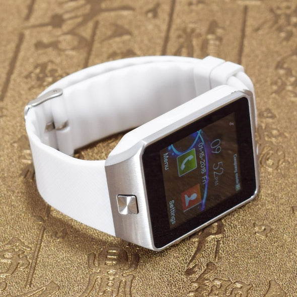 Smart Watch For Android Support Pedometer Bluetooth
