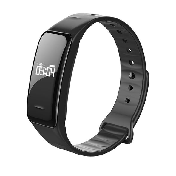 Waterproof Sport Heart Rate Monitor Smart Bracelet For Android IOS