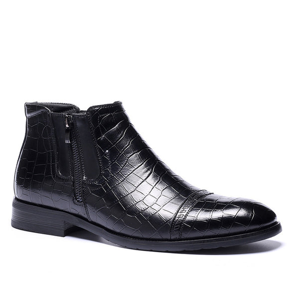 Top quality handsome comfortable Retro men boots