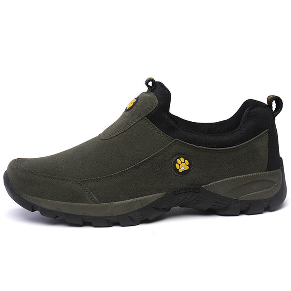 Outdoor Shoes Men Climbing Slip On Men Shoes