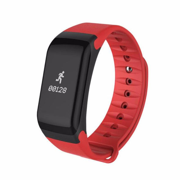 Fashion Fitness Tracker Heart Rate Monitor Bluetooth Smart Band