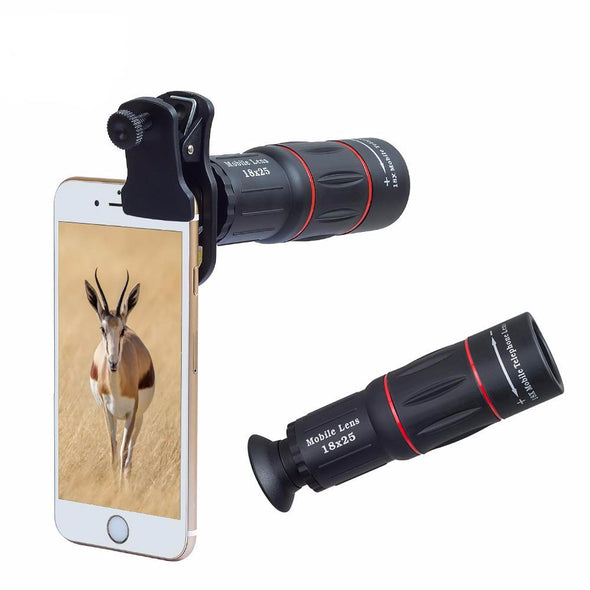 universal 18X Telescope Zoom telescope  Mobile Phone Lens