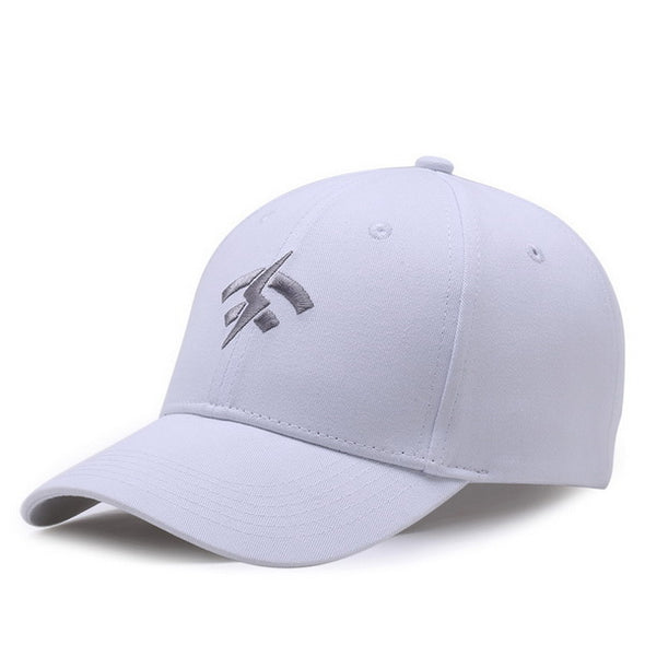 Embroidery Baseball Cap For Men Women Double Layer Bone 6 Colors Spring Summer Caps Cotton Snapback Cotton Hats
