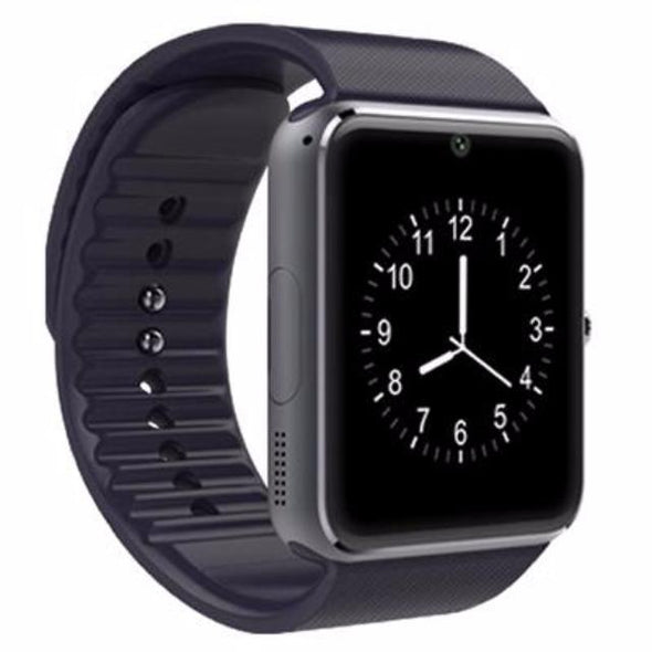 Smart Watch  with Clock Sync Notifier Support SIM TF Card