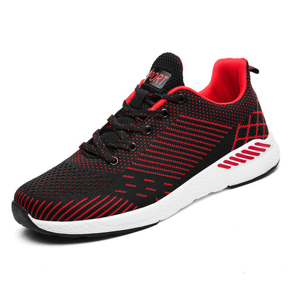 New Brand Men Comfortable Breathable Running Shoes