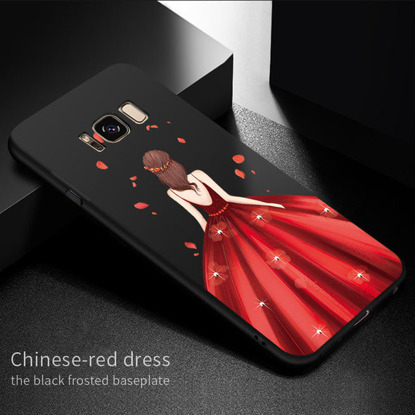 Fashionable Full Cover Case For Samsung
