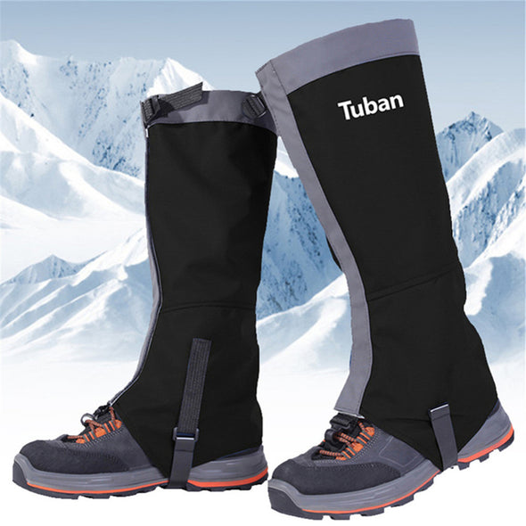 New Waterproof Fleece Outdoor Leg Warmers Gaiter