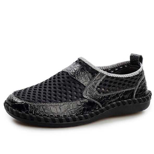 Breathable Mesh Shoes Mens Casual Shoes