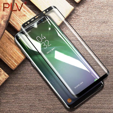 3D Curved Tempered Glass For Samsung