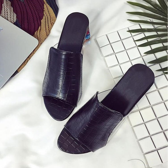 Women Sandals 2018 Ladies Summer Slippers Shoes