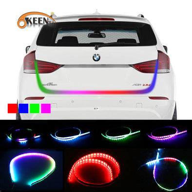 Car Styling LED Luggage Compartment Lights