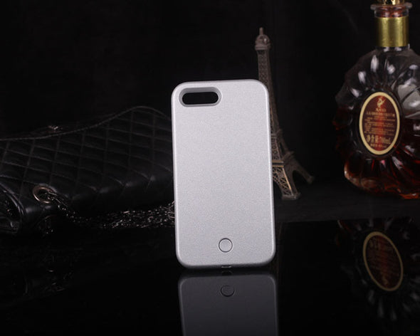 Interesting Light Glow Phone Case For iPhone