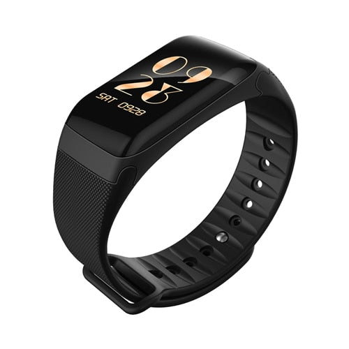 Color Lcd Screen Waterproof Fitness Bracelet