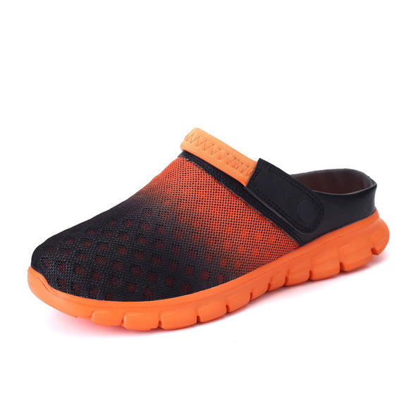 Summer Breathable Clogs Beach Slippers
