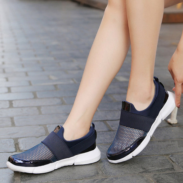 New Fashion Lady's Casual Loafer Shoes