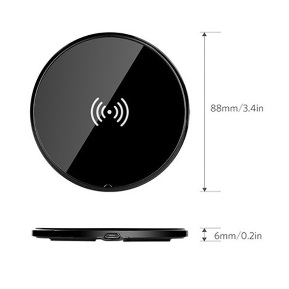 Wireless Super Thin Charging Transmitting Device For All Smart phones
