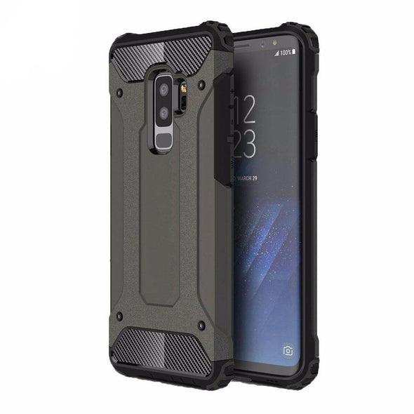 Back Armor Phone Cases For Samsung
