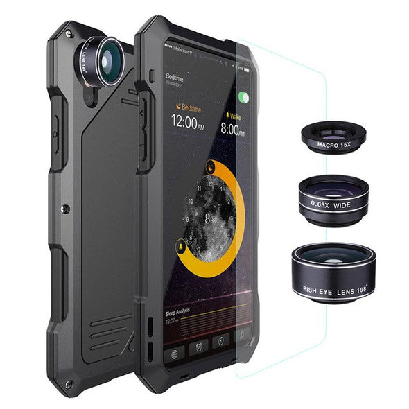 Iphone x Case With Phone Camera