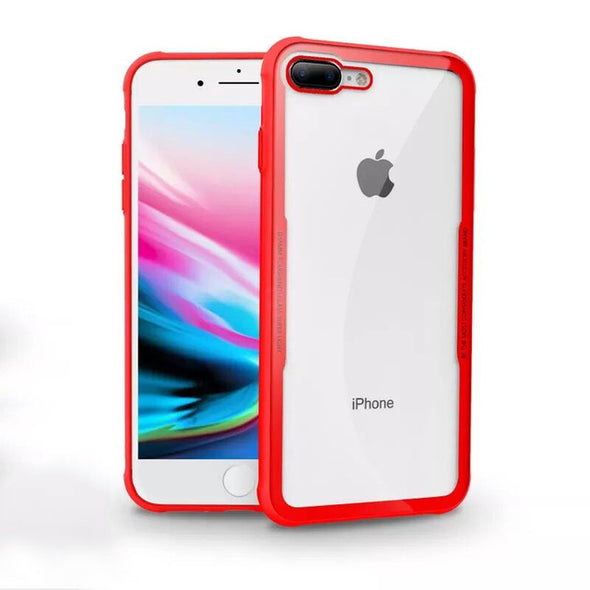 luxury Soft silicone Phone Case Ultra-thin shockproof Cover For iPhone