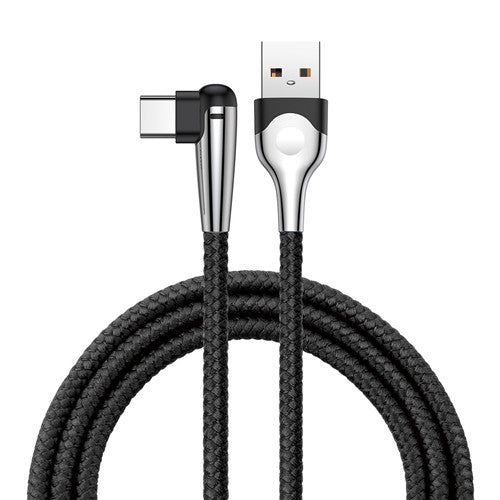 USB Led Light Fast Cable USB Type C Cable For Samsung