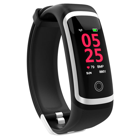 Fitness Bracelet Smart Wristband Bband Pulsometer Heart Rate Monitor