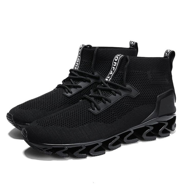 New Blade Running Breathable Light Men Sneakers