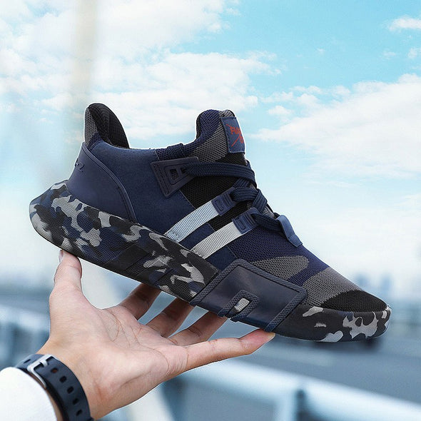 Male Summer Sneakers 2018 New Mesh Sports Shoes