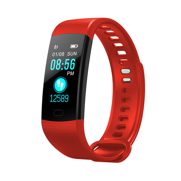 Smart Bracelet Y5 Color Screen Fitness Tracker watches