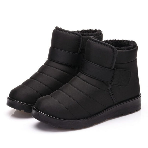 High Quality Waterproof Ankle Snow Boots