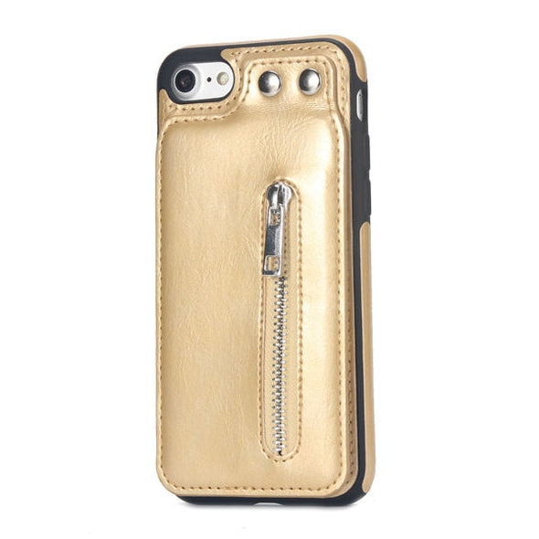 Fashion Leather iPhone Case for iPhone 7 8 Plus/XS/XS Max XR