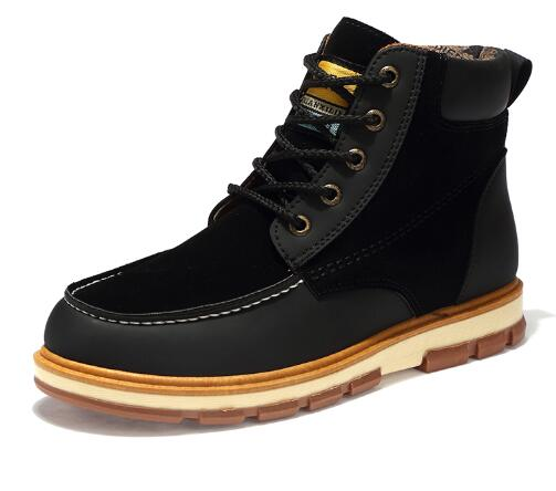 Men's Shoes - New Autumn Winter Short  Men boots