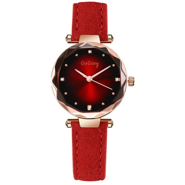 Gogoey Women Elegant Quartz Wristwatch